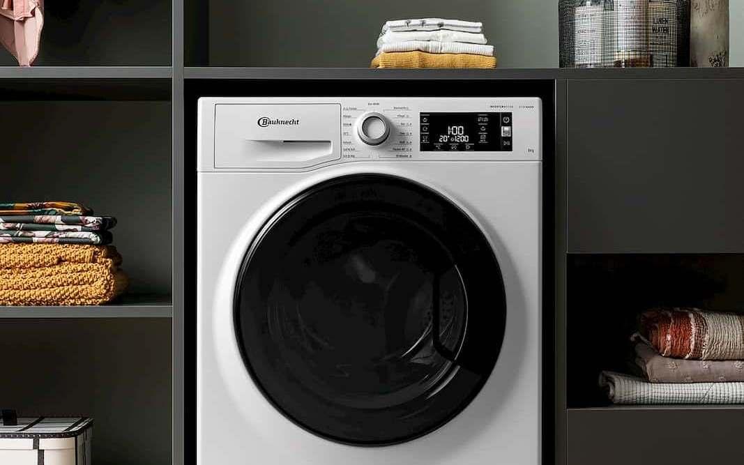 Allround-Talente für hygienisch saubere Wäsche bereits ab 20 °C : Die neue Active Care Color+ Waschmaschine von Bauknecht.