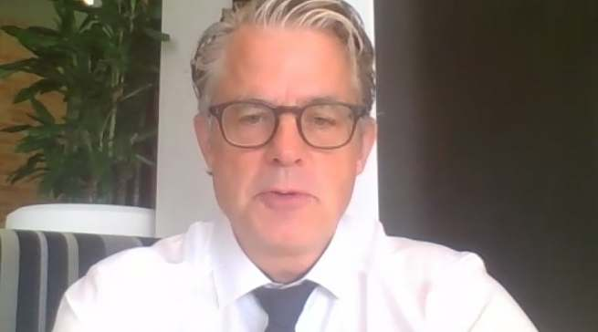 """""""Die Nachfrage ist größer als die Kapazitäten."""" Jens-Christoph Bidlingmaier, General Manager DACH, meldete sich aus Amsterdam."""