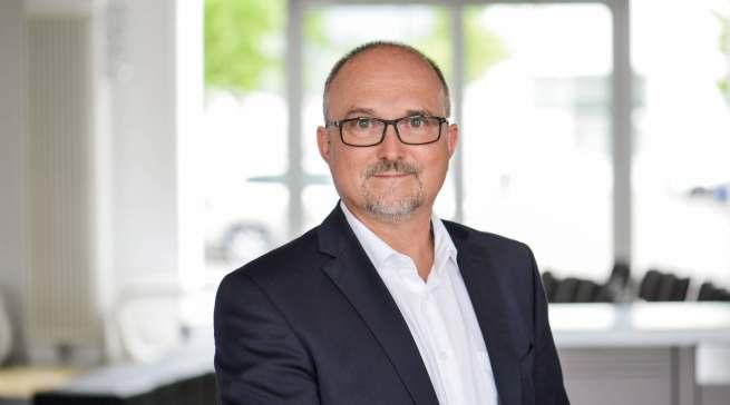 """""""Der Austausch mit unseren Handelspartnern und der Küchenbranche über die virtuelle Messeplattform liegt uns sehr am Herzen"""", Ralf Birk, Sales Director Kitchen Retail Germany & Austria, Electrolux."""