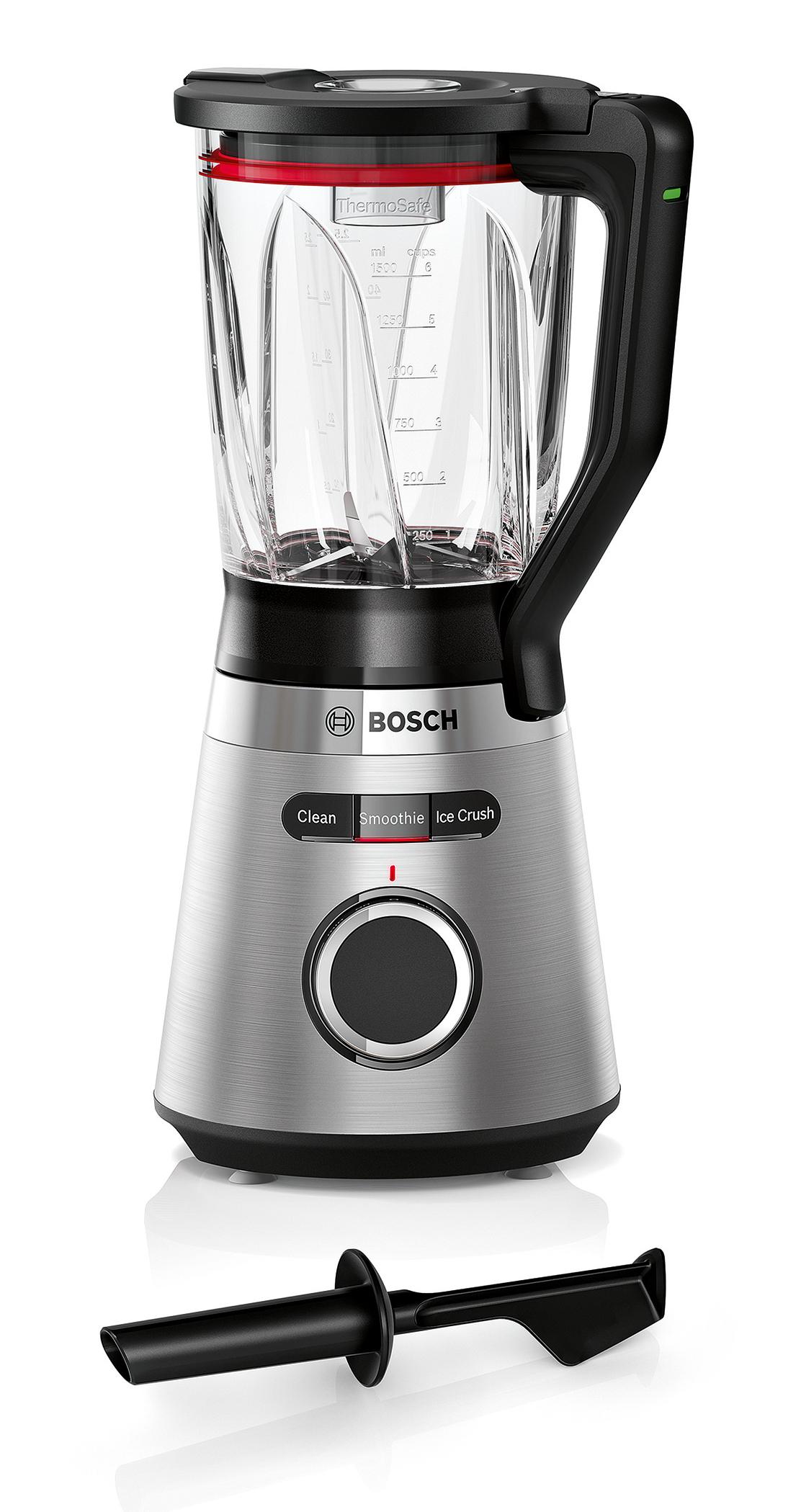 <h1>Bosch Mixer VitaPower Serie I 4</h1><h3 style='font-size: 20px; margin: 0px 0px 15px 0px;'>Standmixer, EasyKlick-Messer, Edelstahlgehäuse, Automatik-Programme</h3>