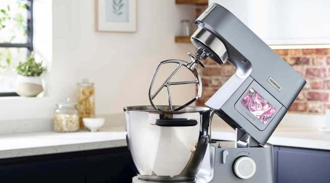 Macht für ambitionierte Hobbyköche keine Kompromisse: Cooking Chef XL von Kenwood.