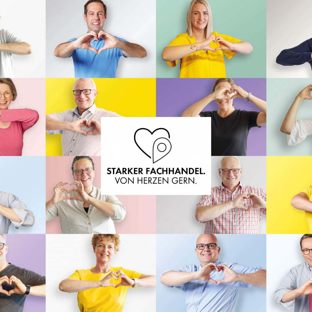 Starke EK Home-Kampagne.