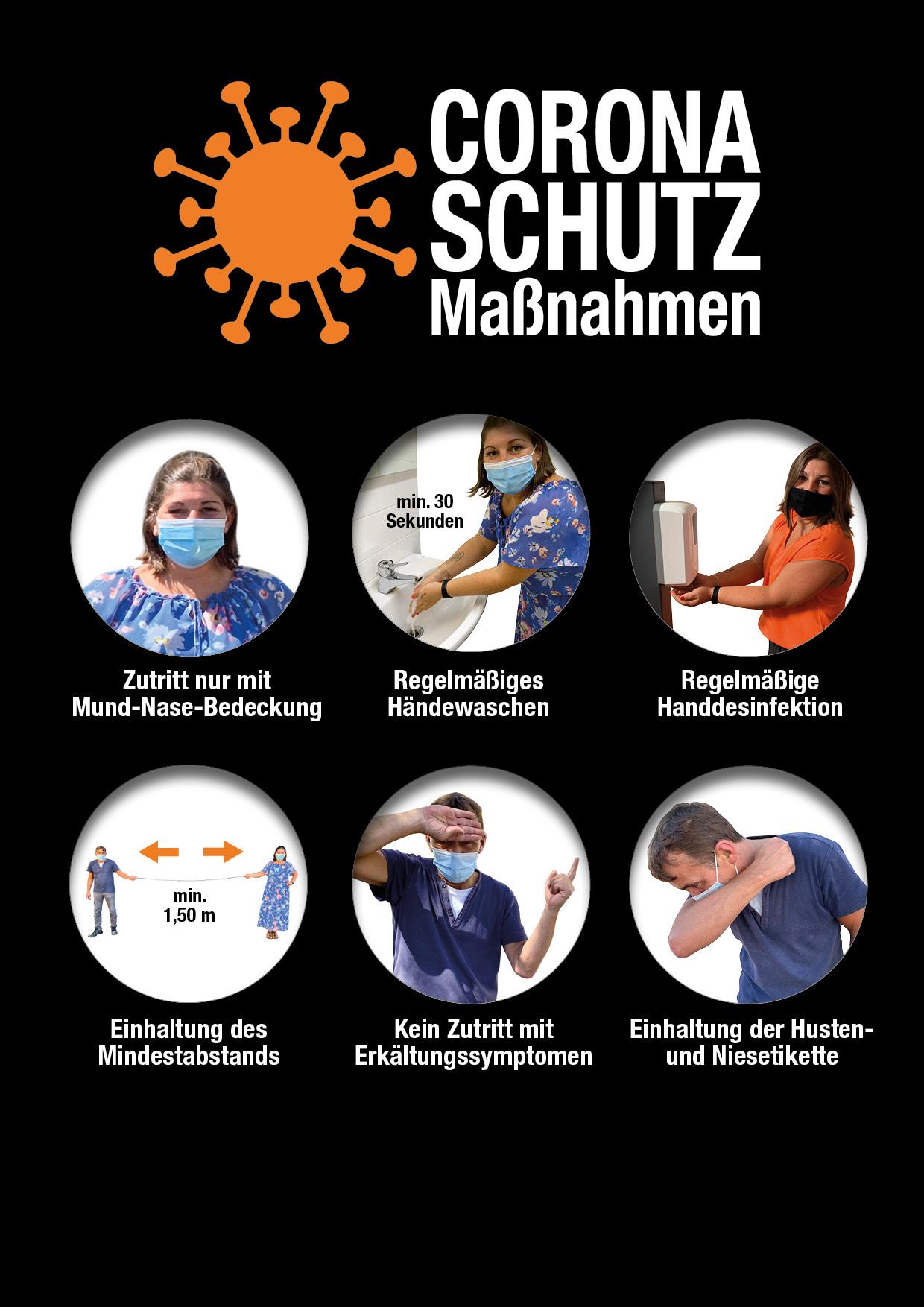 Ein umfangreiches Hygiene- und Infektionsschutzkonzept soll die Sicherheit der Fachbesucher und Aussteller garantieren.