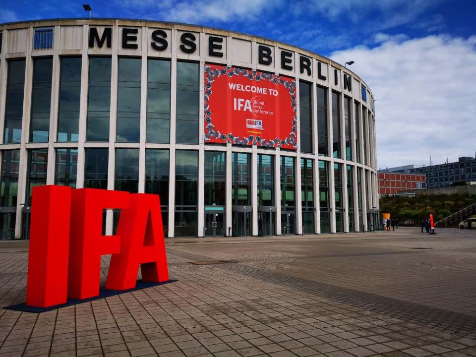 Südeingang Messe Berlin IFA
