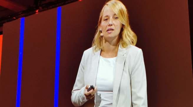 """Cornelia Schneider-Pungs, Education Specialist bei Microsoft, zum Thema """"Homeoffice und Homeschooling"""