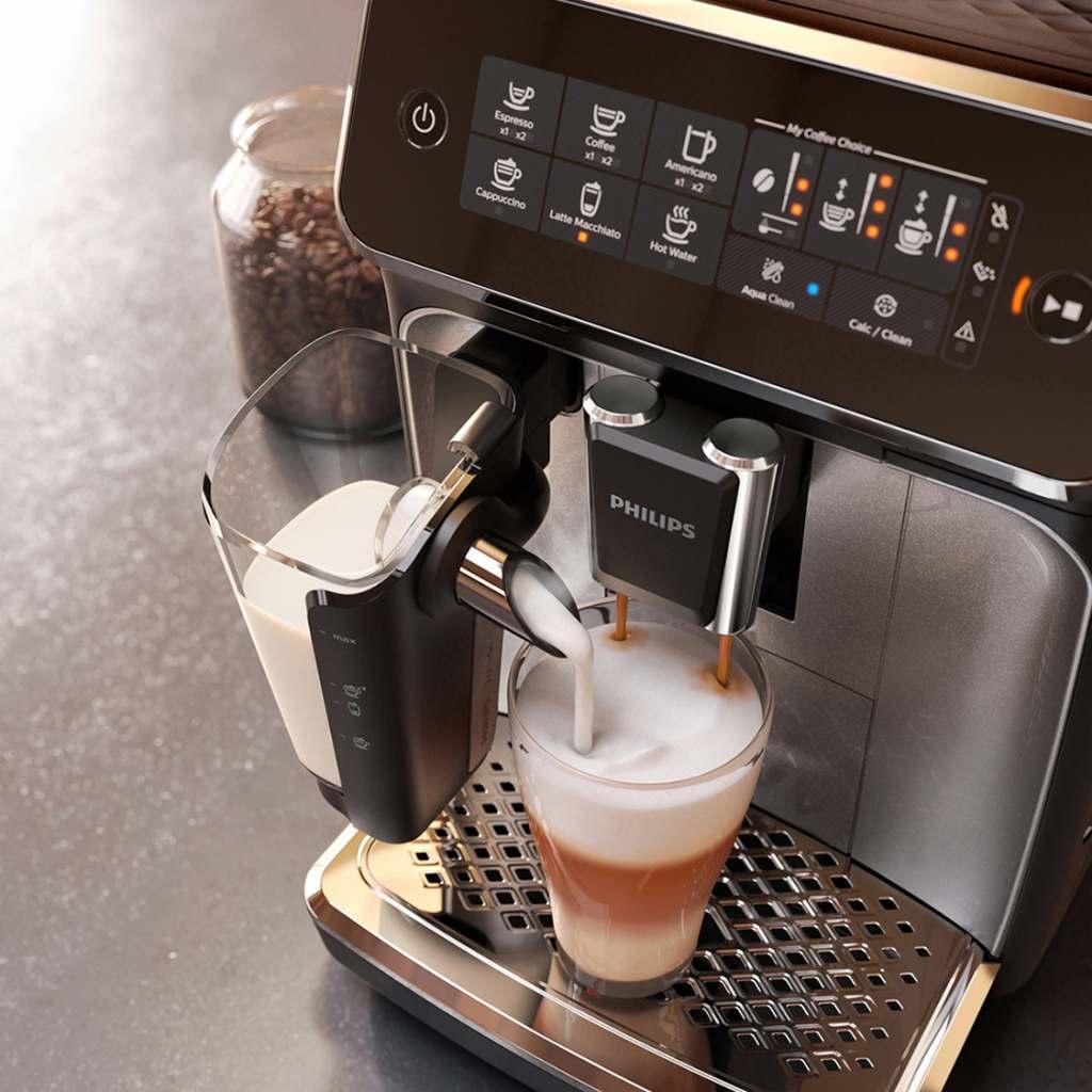 Ob Pad oder Vollautomaten: Kaffee passt nicht mehr ins Philips-Portfolio.