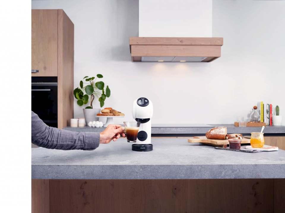 Nescafé Dolce Gusto setzt seit dem 1.September exklusiv auf Krups Erfahrungen in Sachen Kaffeemaschinen.