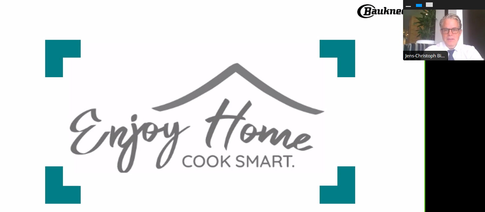 Motto Logo Enjoy Home cook smart