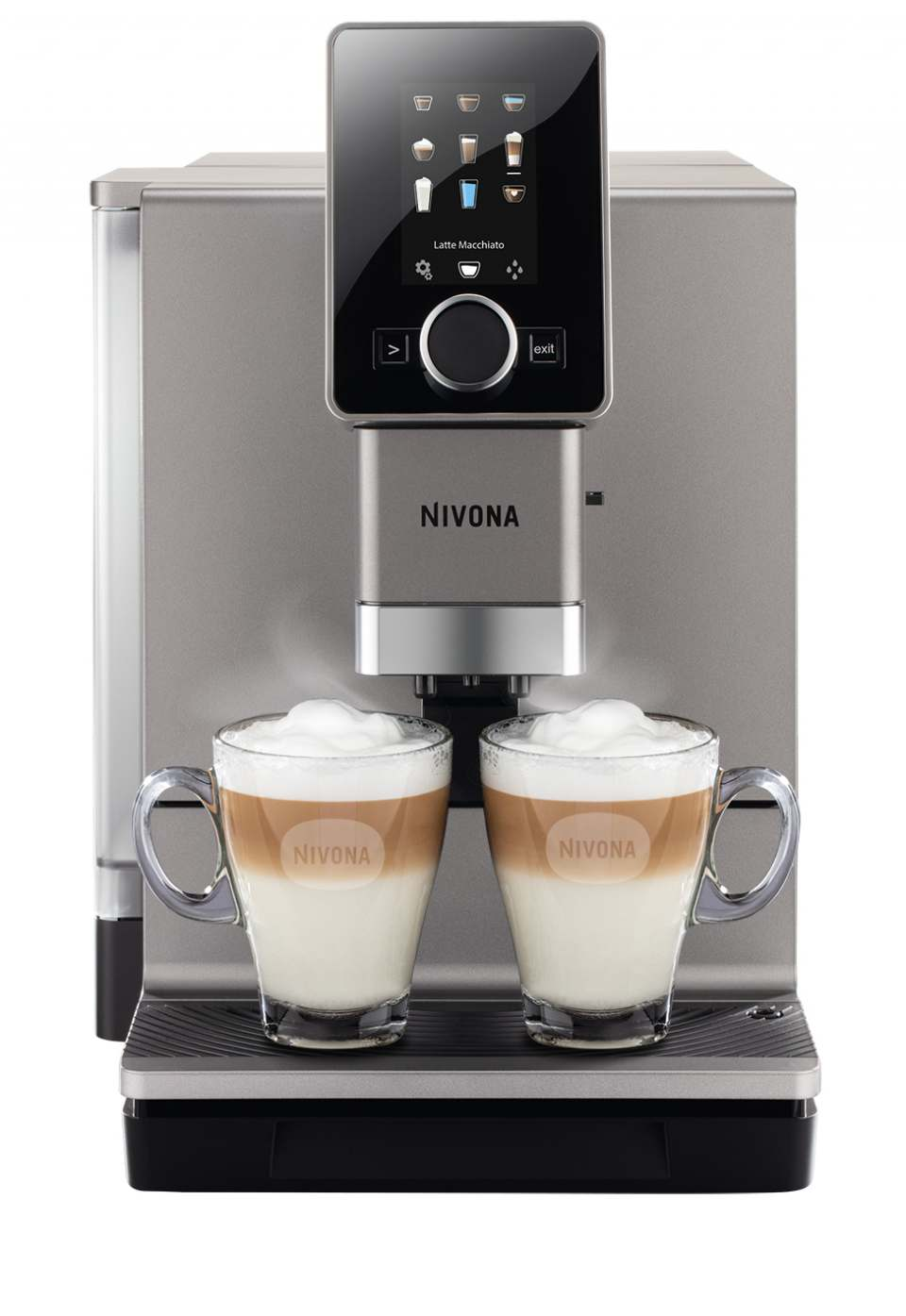 Nivona Kaffeevollautomat CafeRomatica NICR 930 mit Aroma Balance System.