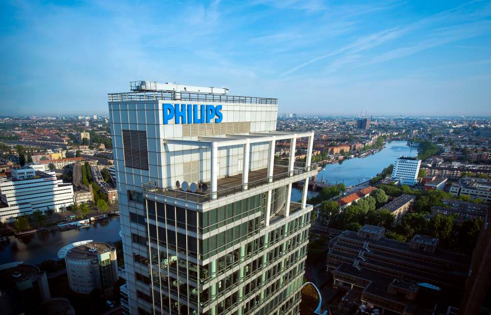 Großreinemachen in Amsterdam: Philips forciert die Trennung von seiner Haushaltsgerätesparte.