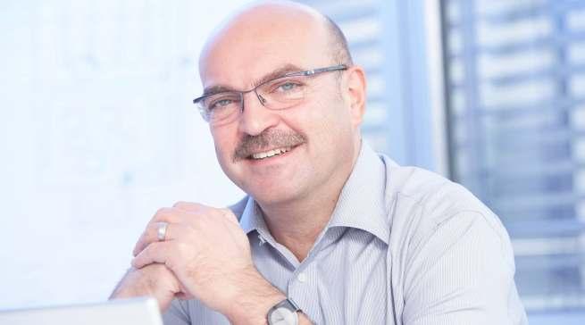 Franz Schnur, Geschäftsführer telering