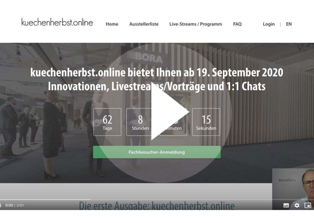Screenshot Kuechenherbst