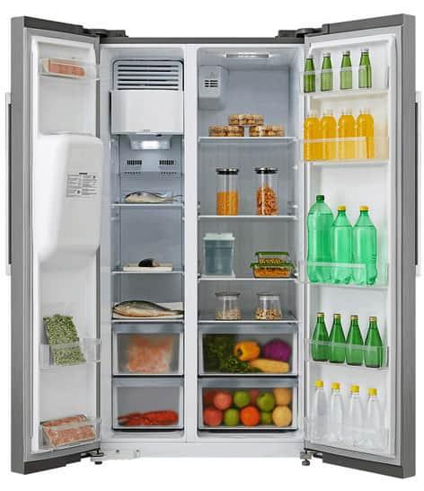 Amica erweitert sein Sortiment auch mit Kühl-/Gefrierkombinationen.