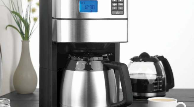 Fresh-Aroma Filterkaffeemaschine