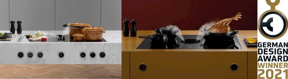 German Design Award 2021 für Bora Professional 3.0 und X Pure.