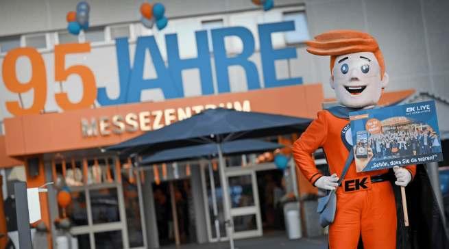 Zufriedenes Fazit bei der EK LIVE in Bielefeld, verbunden mit der Hoffnung auf eine hybride Neuauflage im Januar 2021.