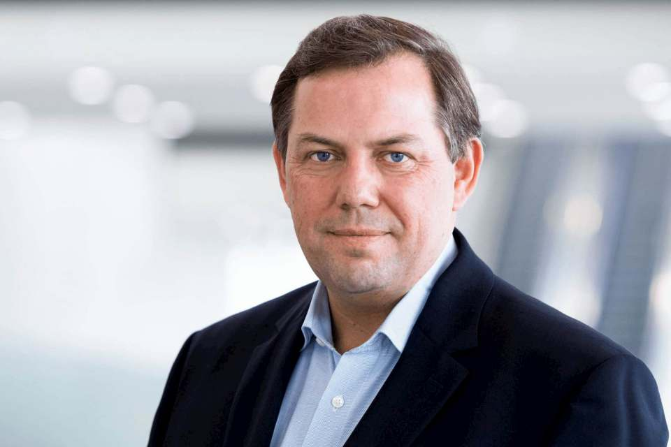 Startet am 1. Januar als neuer Geschäftsführer der Messe Berlin: Martin Ecknig. Fotos: Messe Berlin