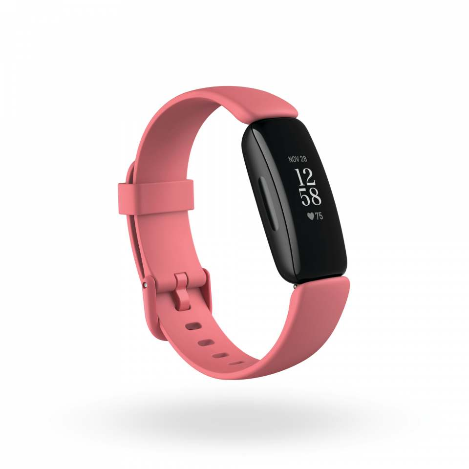 Fitbit Fitness-Armband Inspire 2 mit 20 Trainingsmodi.