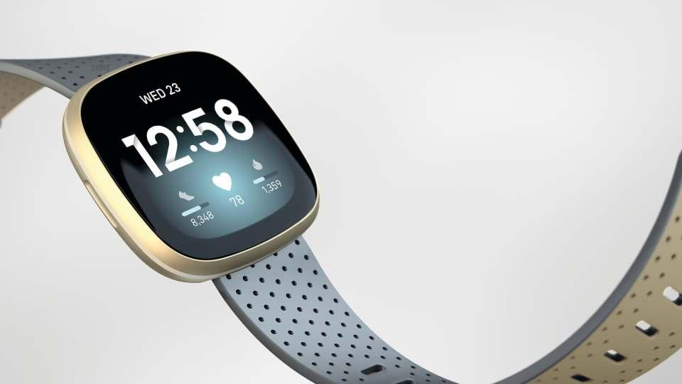 Fitbit Fitness-Uhr Versa 3