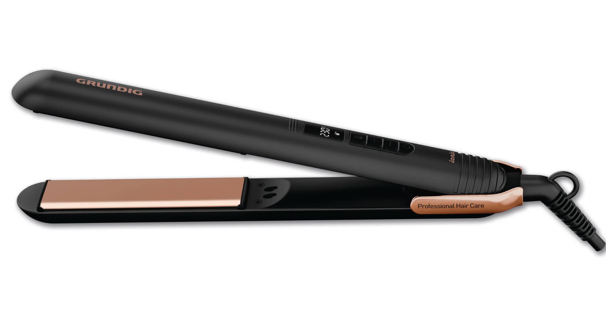 Keine Wünsche offen lässt der HD 7030, der von Locken bis zu glatten Haaren jedes Styling ermöglicht.