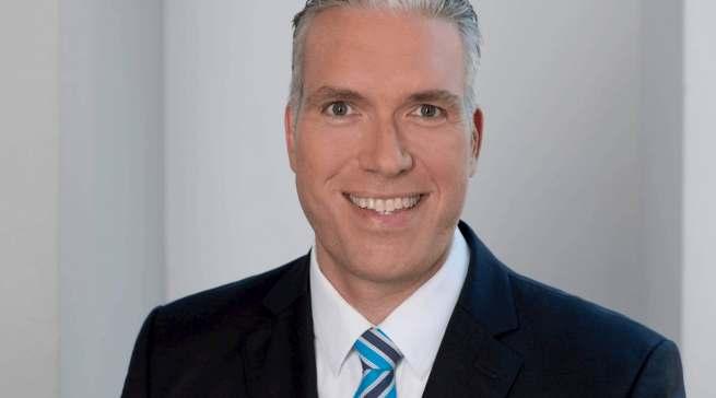 Vertrag vorzeitig um vier Jahre verlängert: Dirk Hoffmann, CFO der Messe Berlin.