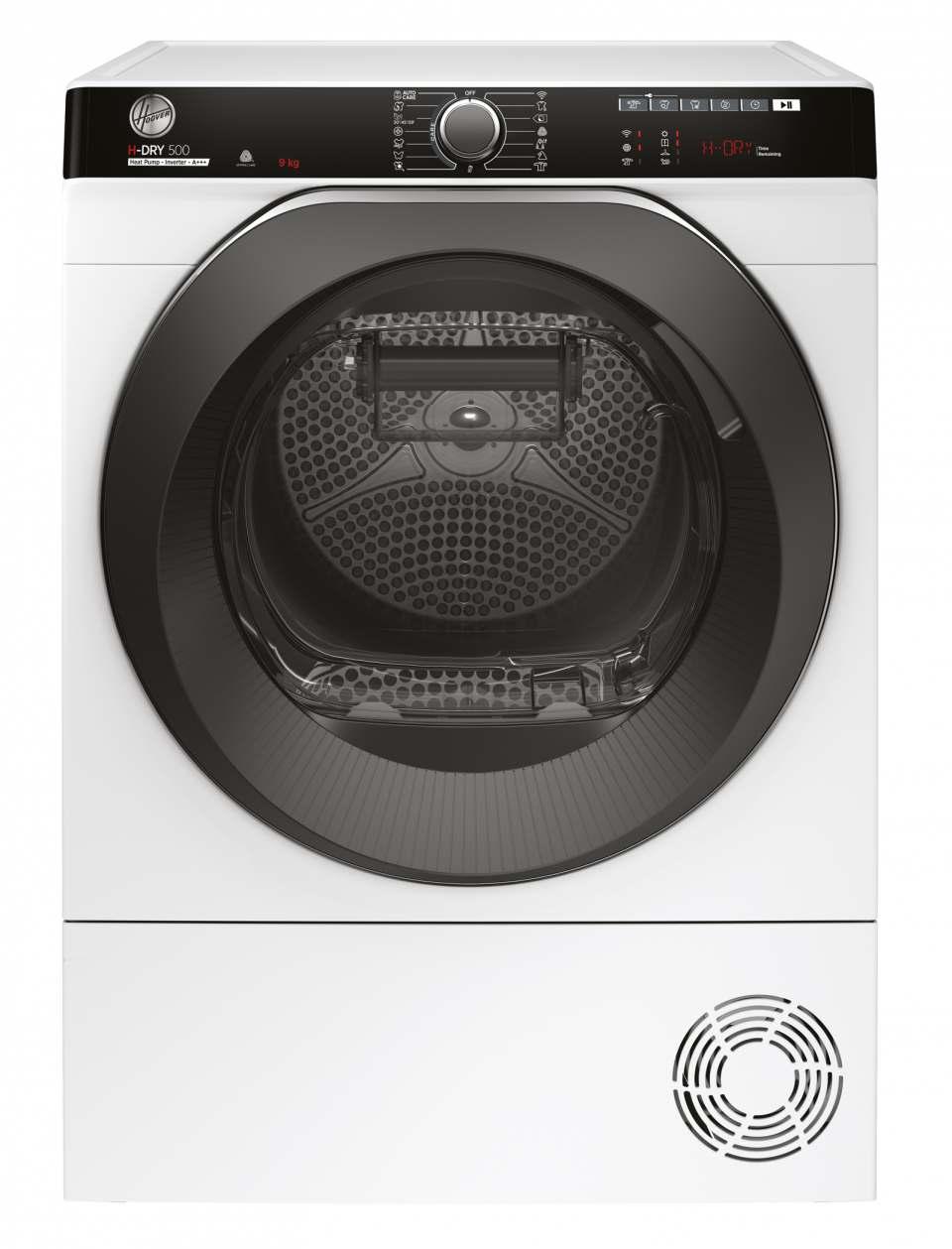 Hoover Wäschetrockner H-Wash 500 mit Active Dry.