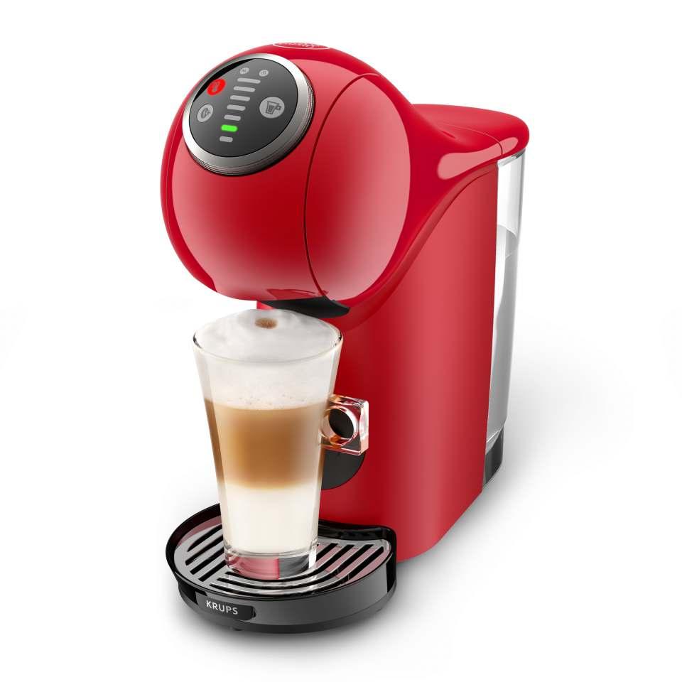 Krups Kaffeemaschine Genio S mit Flow Stop.