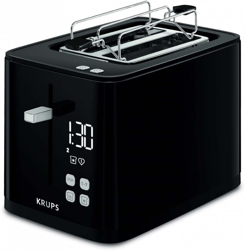 Krups Toaster Smart'n Light mit Favoriten-Funktion.