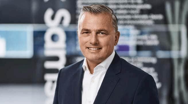 """""""Wir wollen im Einbaubereich als relevanter Akteur wahrgenommen werden und mit Nobilia wachsen"""", sagt Martin Alof, Head of Sales Built-In bei Samsung Electronics."""