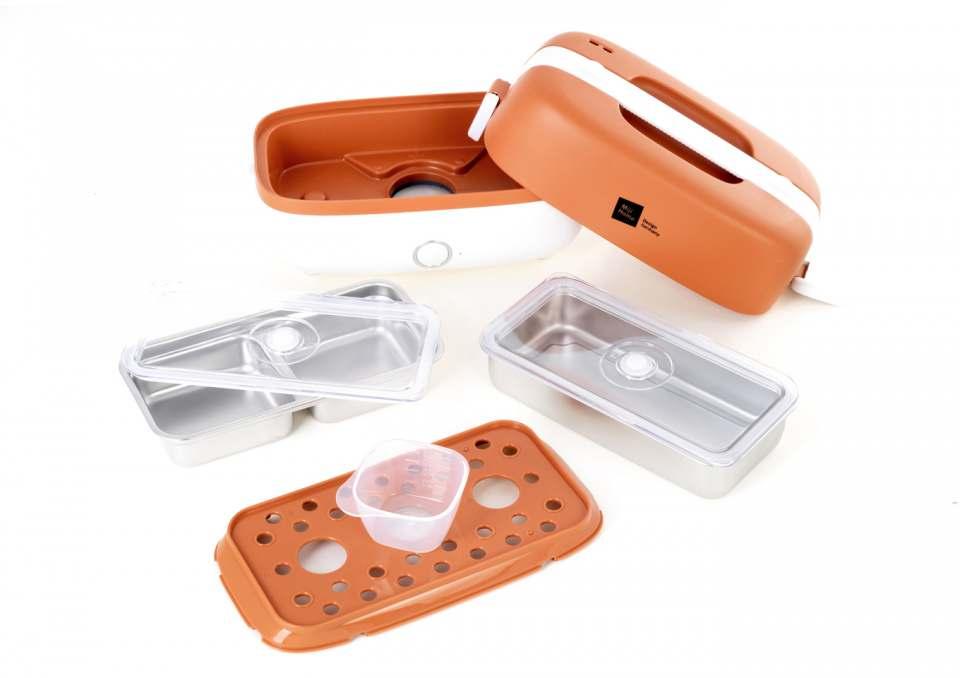 Miji Cookingbox One als mobile elektronische Kochbox.