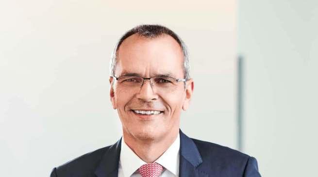 """""""Das Jahr 2020 hat uns durchgerüttelt"""", Dr. Stefan Müller, Vorstandsvorsitzender expert SE."""