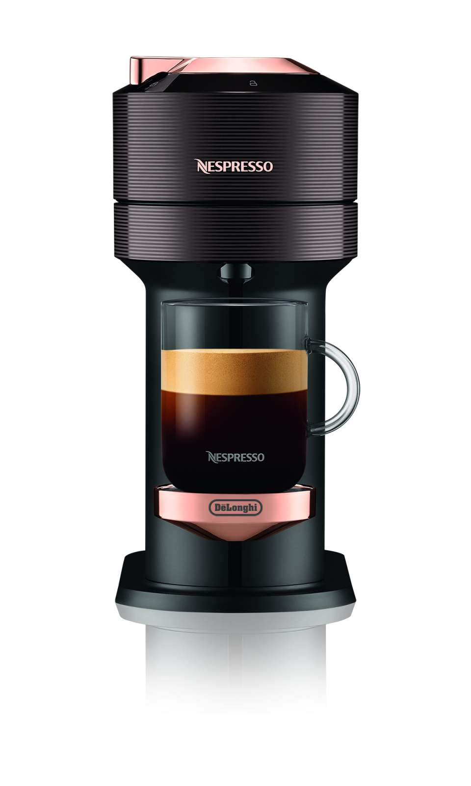 Nespresso Kaffeemaschine VertuoNext ist eine kompakte und smarte Maschine.