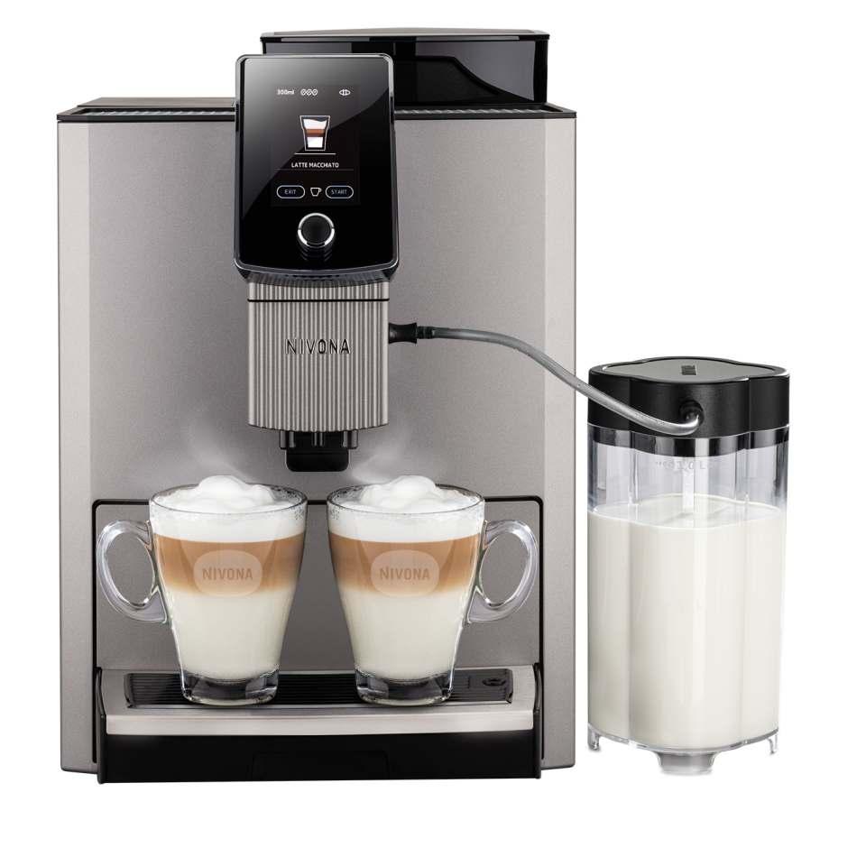 Nivona Kaffeevollautomat NICR 1040 für 60 bis 65 Tassen am Tag.