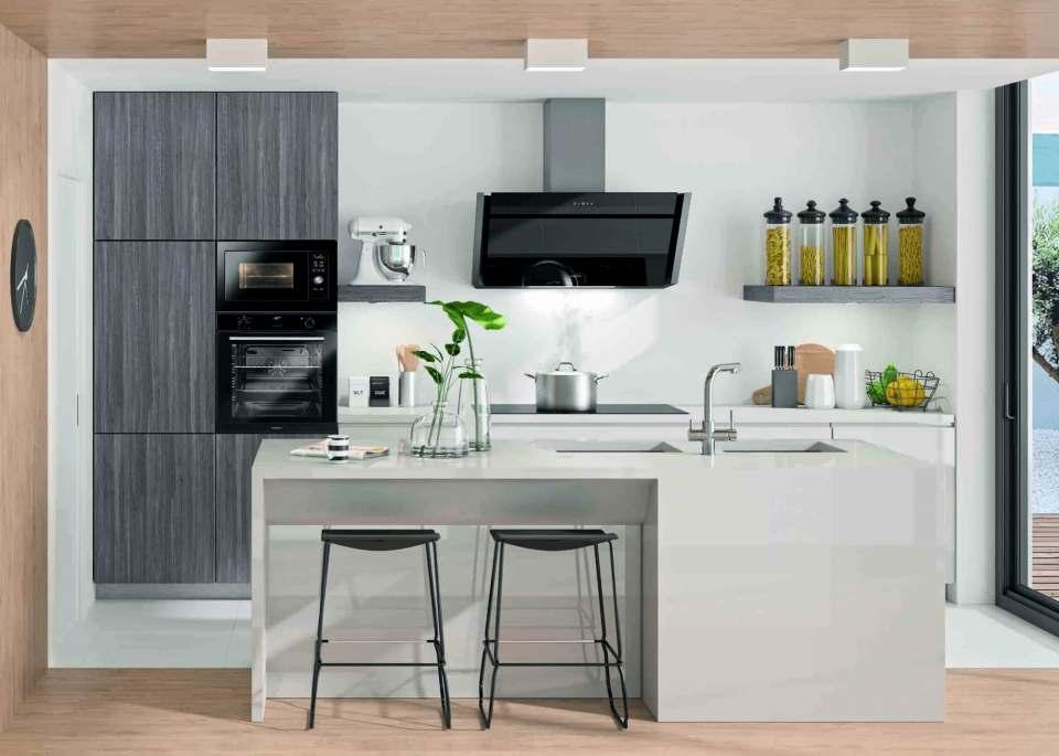 Oranier präsentiert im Küchenherbst 2020 technische Highlights und schickes Design.