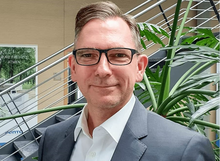Torsten Poeszus ist seit 1. Oktober neuer Sales Director DACH bei Venta.