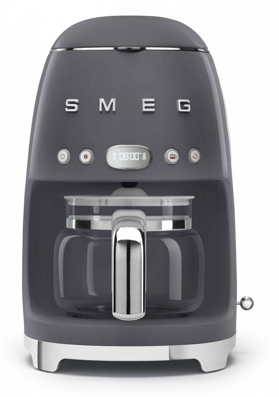 Smeg Filterkaffeemaschine DCF02 in neuen Farben.