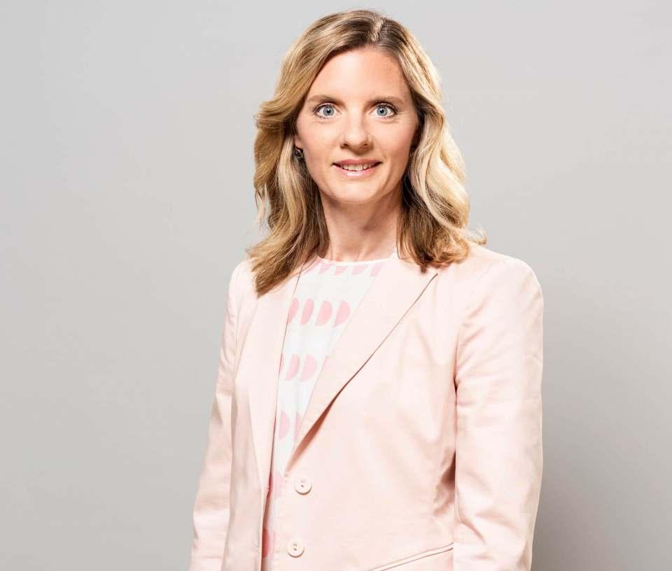 Kerstin Glanzer, Marketingleiterin der Beurer GmbH, erläutert die digitale Transformation.