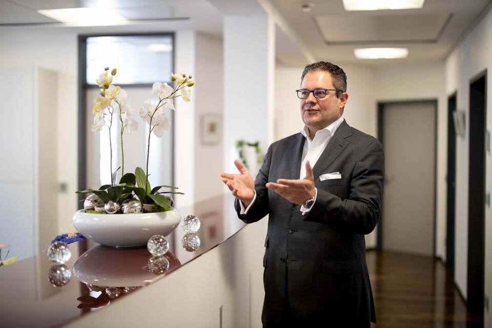 """""""Wertgarantie hat den eigenen Erfolg maßgeblich der guten und sich stetig weiter entwickelnden Partnerschaft mit dem Fachhandel zu verdanken"""", Patrick Döring"""