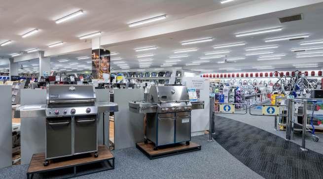 Alles unter einem Dach: hervorragender Service, kompetente wie freundliche Bedienung und natürlich eine breite Produktpallette.