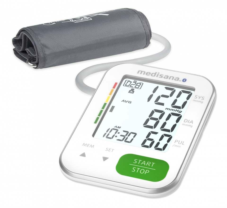 Medisana Blutdruckmessgerät BU 570 connect im Taschenformat.