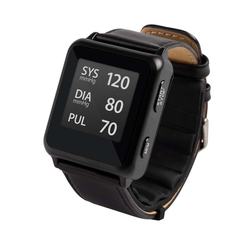 Medisana Blutdruckmessuhr BPW 300 connect in Smartwatch-Optik.