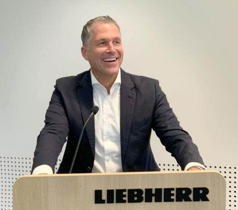 Steffen Nagel verantwortet bis zur Neubesetzung der Position auch den Bereich Global Communication & Brand Management bei Liebherr.