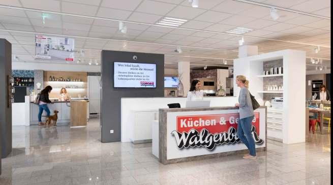 Top-Adresse für Küchen und Hausgeräte in Düsseldorf: Walgenbach.