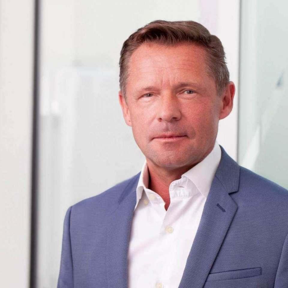 """Thomas Wittling: """"Vertrauen ist die Basis für den langfristigen Erfolg eines Unternehmens""""."""