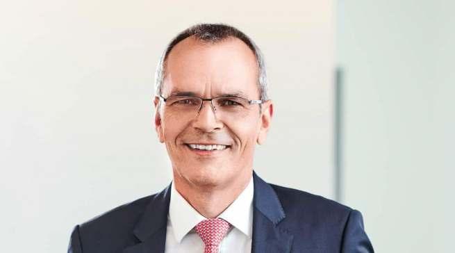 Dr. Stefan Müller, Vorstandsvorsitzender expert SE