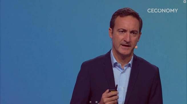 """""""Unser Ziel ist klar: Wir werden die größte Omnichannel-Plattform Europas bauen"""", Ferran Reverter, CEO MediaMarktSaturn."""