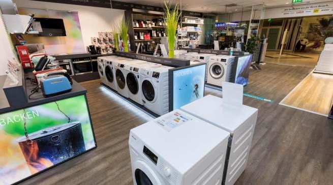 Als Experte für Elektro-Großgeräte der Top-Marken besetzt das Haus Ruder alle Themen rund um Reparatur, Austausch, Einbau und Montage.