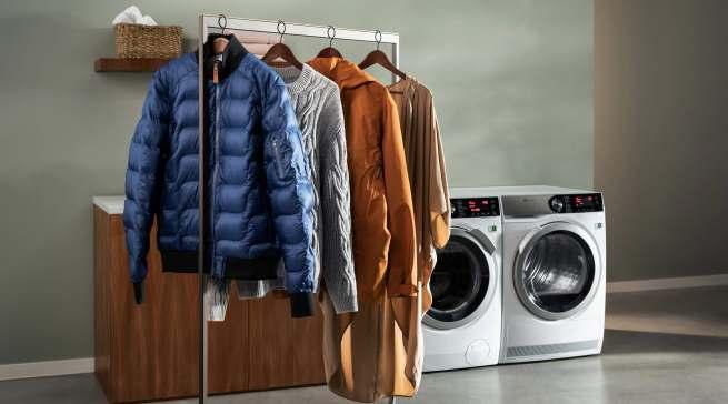 Nachhaltigkeitsziel: Die Nutzungsdauer von Kleidungsstücken verdoppeln und die Auswirkungen auf die Umwelt halbieren.