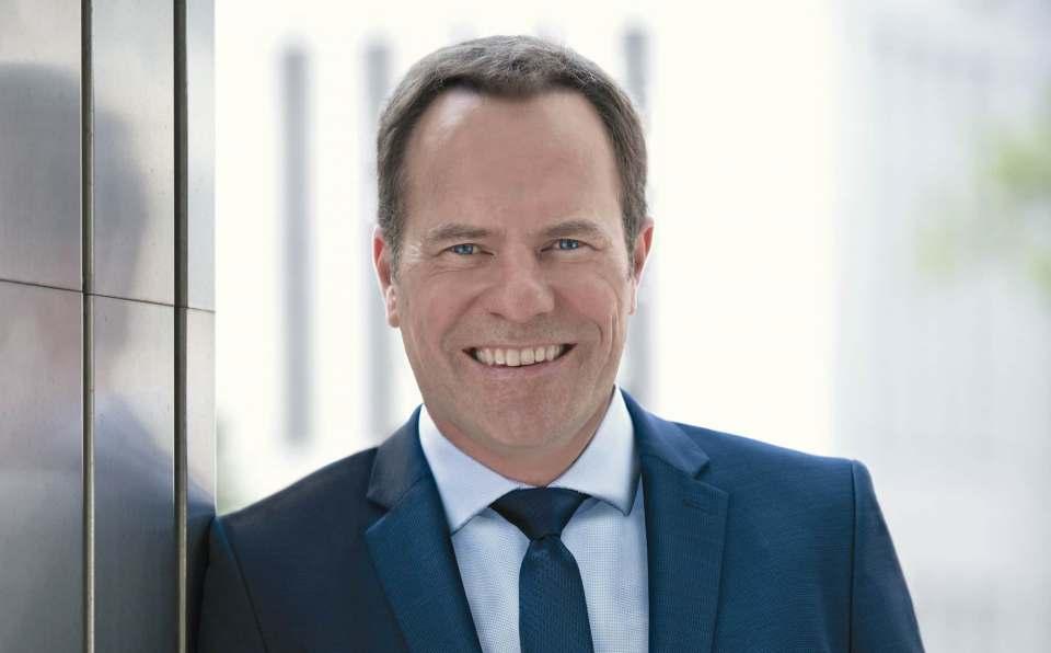 Dr. Stephan Keller (CDU), Oberbürgermeister in Düsseldorf