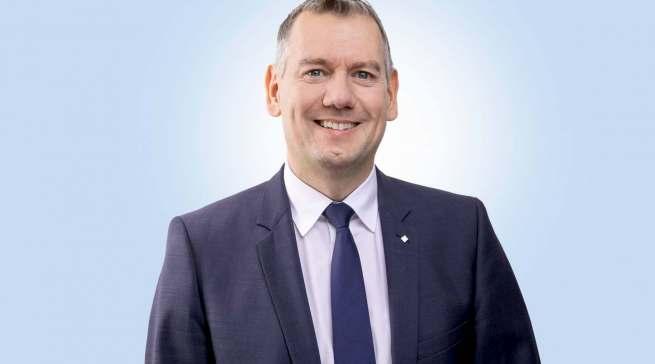 """""""Wir haben für unsere Partner das Fachhändlerportal verbessert"""", Wertgarantie-Vertriebsleiter Thilo Dröge."""